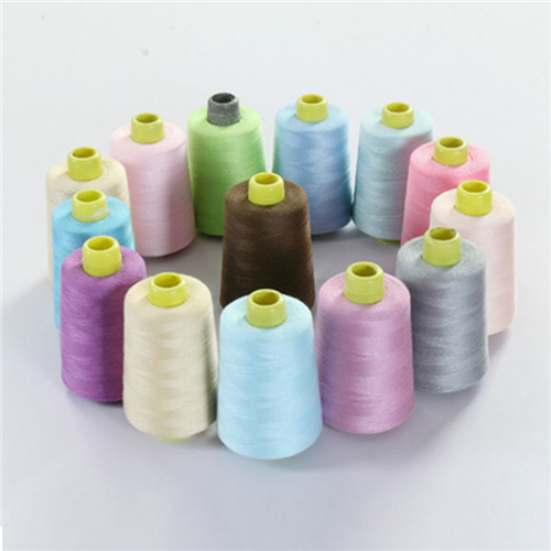 100%Polyeater Cored Sewing Thread