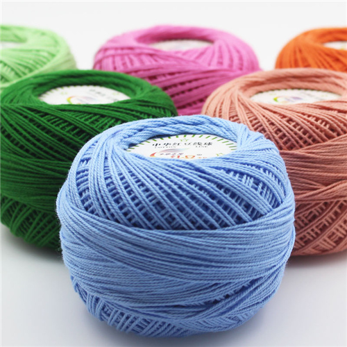 Cotton Embroidery Thread